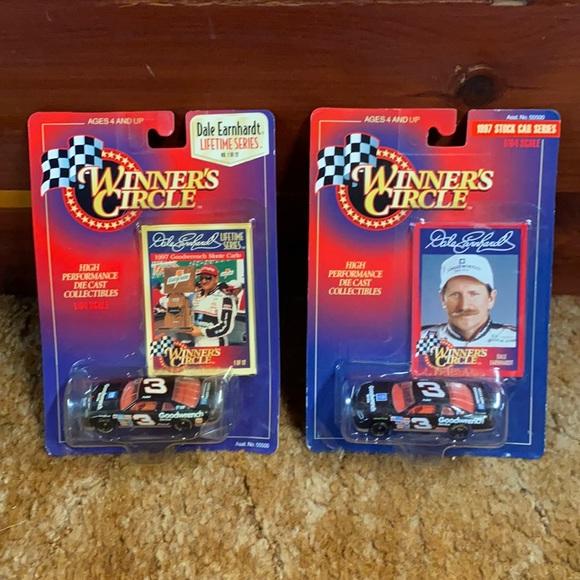 NASCAR Dale Earnhardt limited series cars